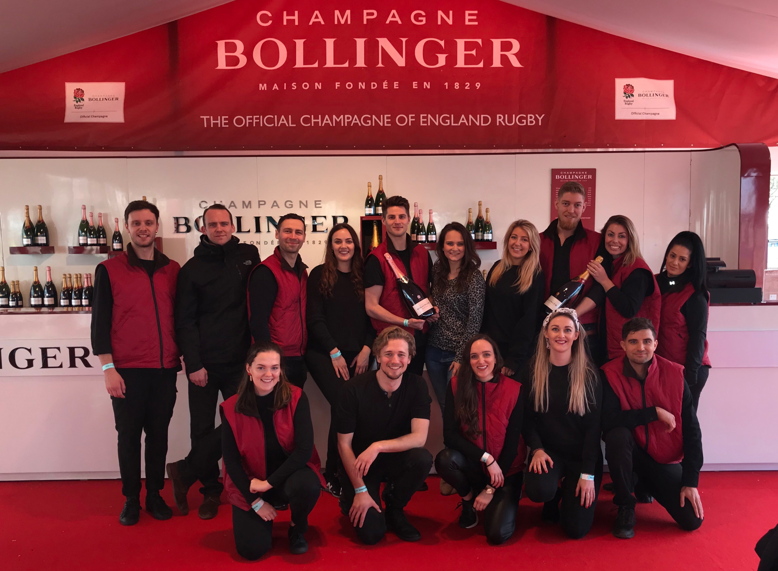 Bollinger Team Photo